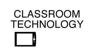 Clickers, cameras, tablet latops