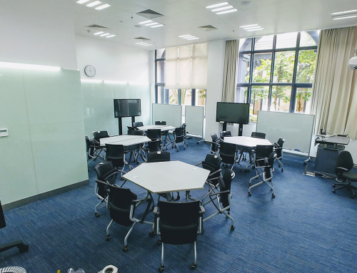 Interactive Learning Space 3