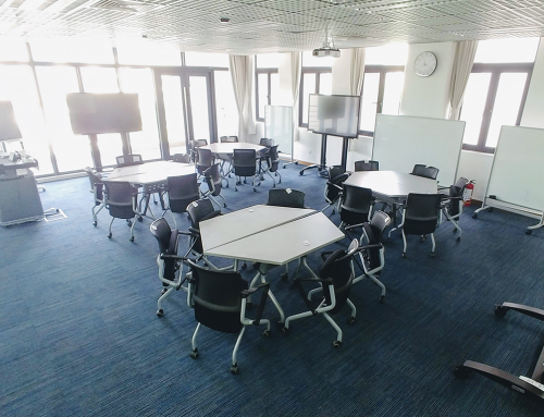 Interactive Learning Space 5
